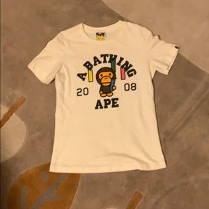 100% Authentic Bape Tshirt